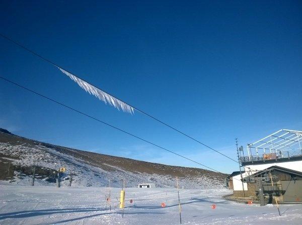 Apertura Snowpark Sulayr