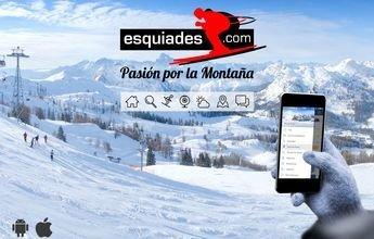 3 razones para descargarse la App de Esquiades.com