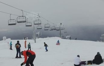 Manzaneda quiere tener su nieve artificial para 2018