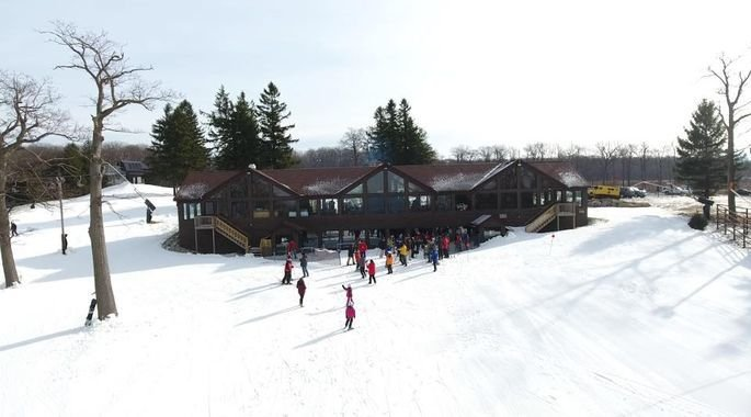 Foto de Laurel Mountain Ski Resort