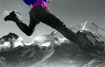 """""""No puedes llegar a imaginar la energía que me aporta esquiar"""""""