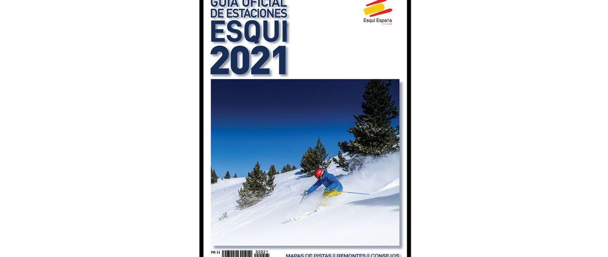 Llega la Guía Atudem 2021 de las estaciones de esquí de España
