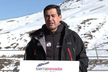 ¿Un carnet de inmune al COVID-19 para esquiar en Sierra Nevada?