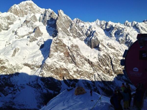 esqui alpes puente diciembre: