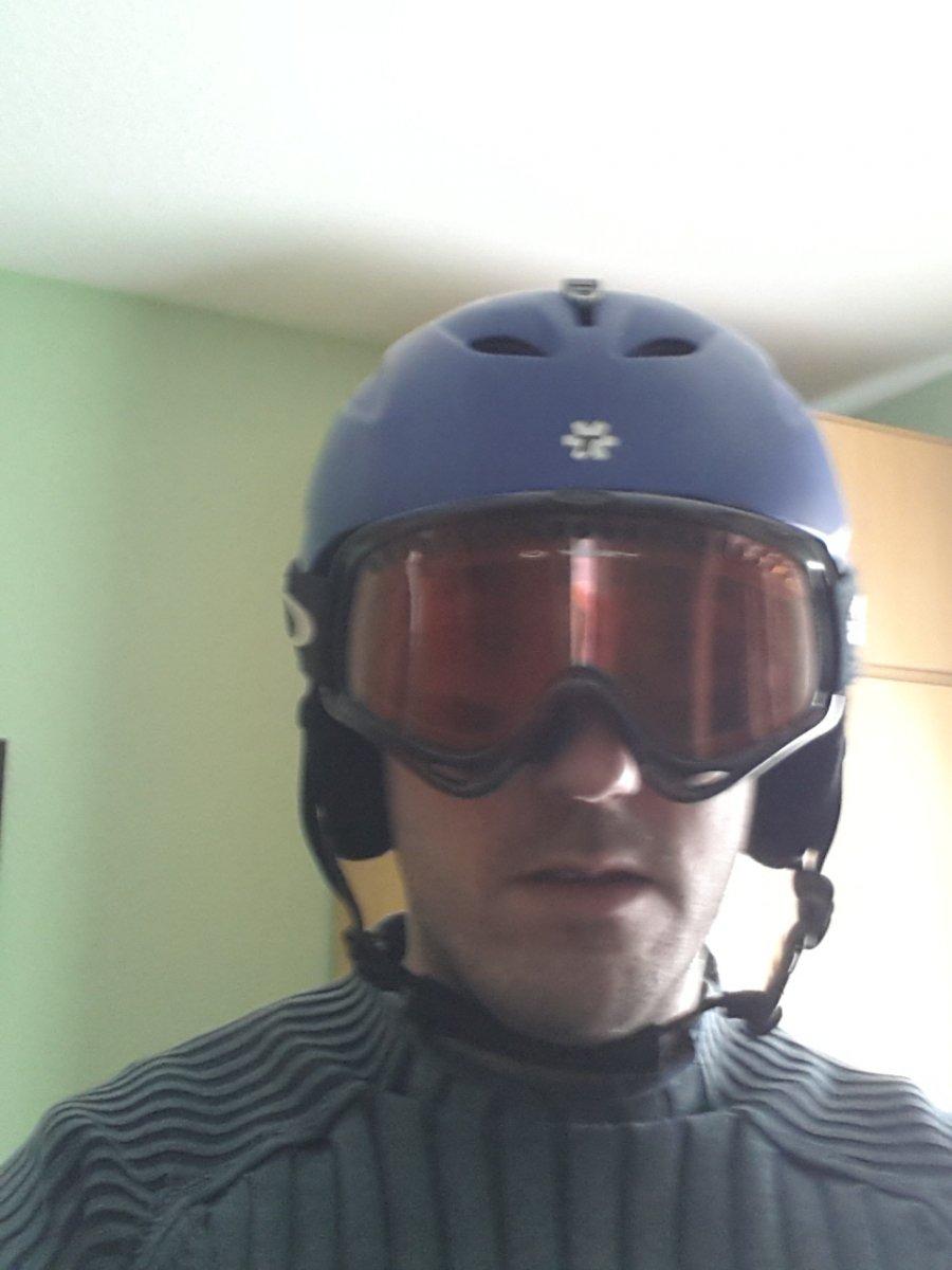casco oakley esqui