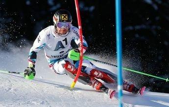 Hirscher sigue marcando distancias ganando el Slálom de Kitzbuhel