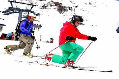 Gourette rinde homenaje al padre del esquí moderno