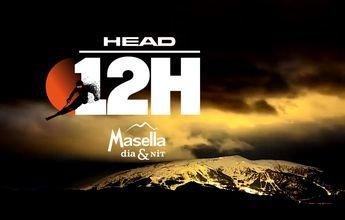 Head 12h Masella: 12 horas esquiando sin parar!