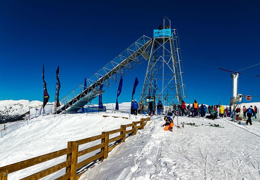 plataforma kilometro lanzado de grandvalira