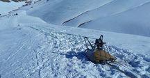 carretilla esqui