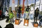 Campeonato  de  Cataluña  infantil  de  Esquí  Alpino  en  Boi  Taull