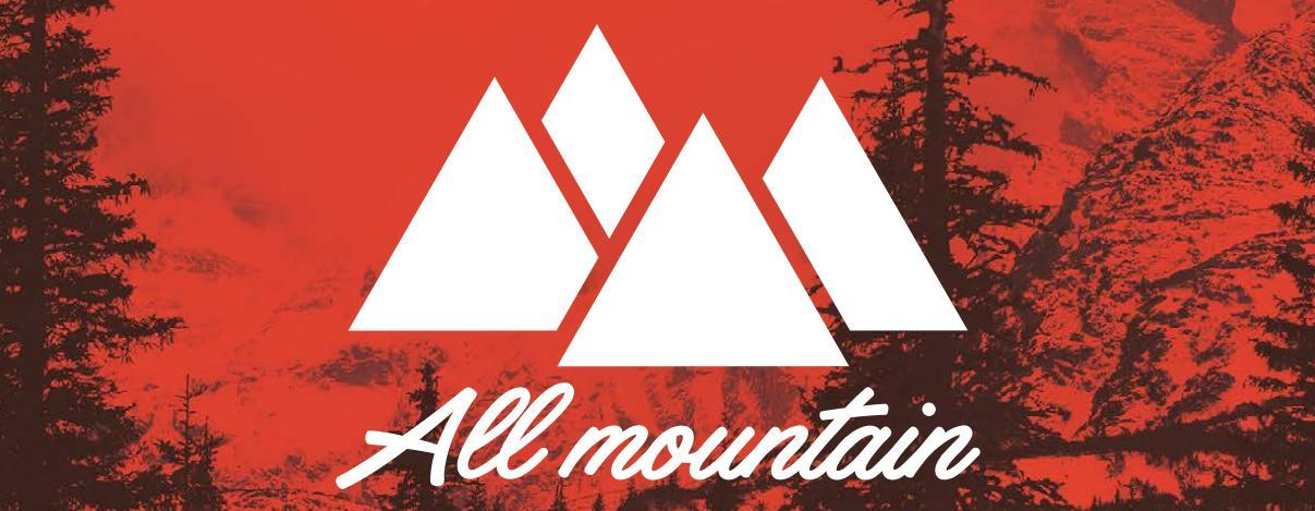 Colección Kustom Skis 2017/2018 - ALL MOUNTAIN