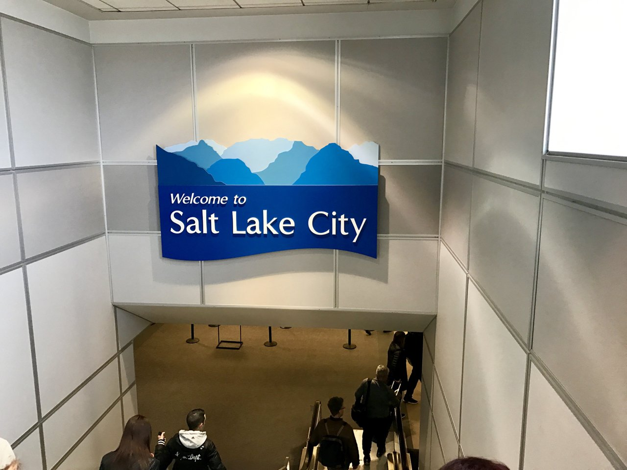Bienvenidos a Salt Lake City