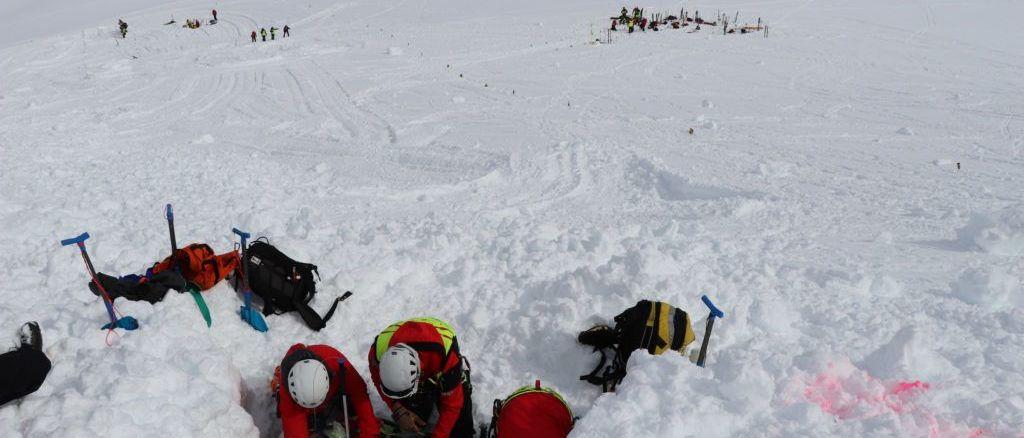 Dos personas fallecidas en un alud en la Vall d'Arán