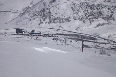 Las estaciones de León amplían la temporada de esquí