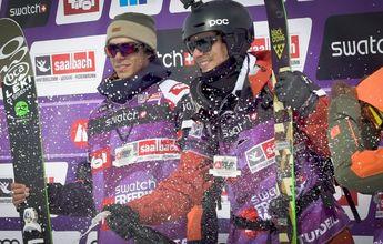 """Kristoffer Turdell: """"Soy sueco pero prefiero esquiar en Ordino Arcalís"""