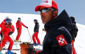 Convocatoria de TD3 en Esquí Alpino