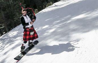 Finlandia y Escocia cierran sus estaciones de esquí por el COVID-19