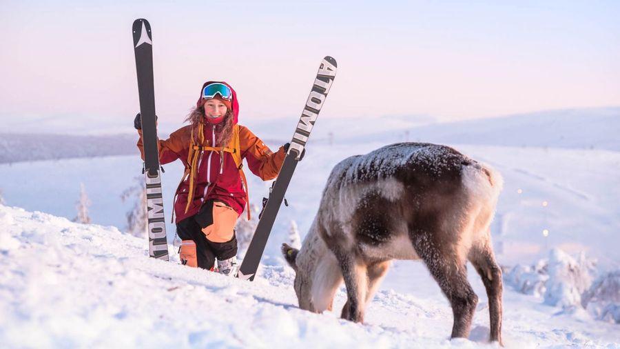 freeride ski finland