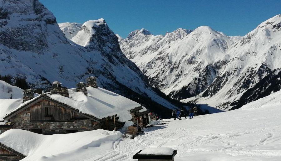 Courchevel - Pralognan la vanoise