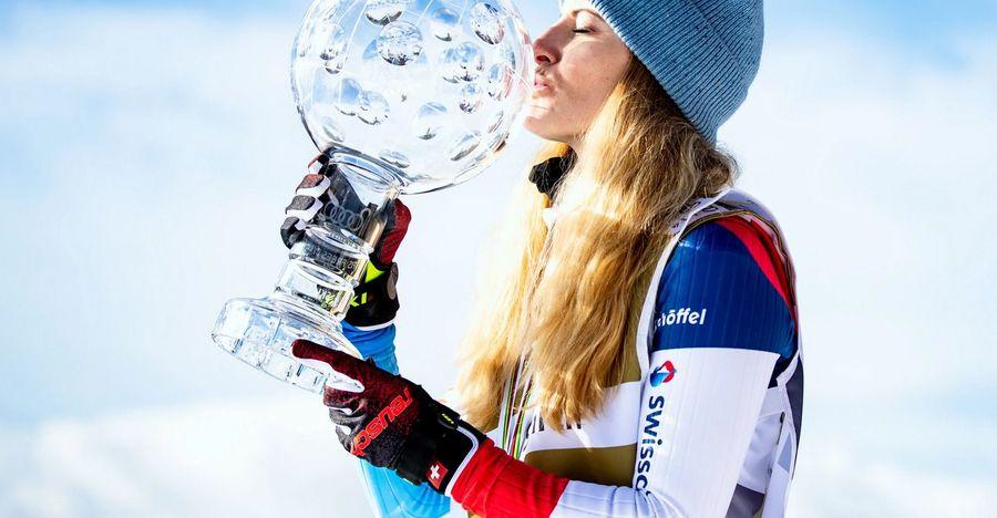 Fanny Smith gana el Globo d la Copa del Mundo de esquí cross