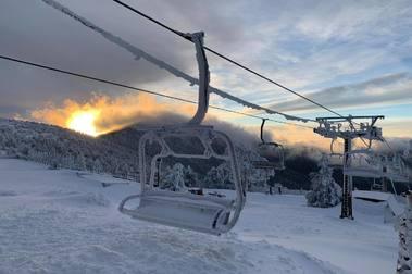 Atudem muestra su oposición al cierre de la estación de esquí de Navacerrada