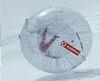 Muere tras caer rodando en una bola de plástico por la nieve