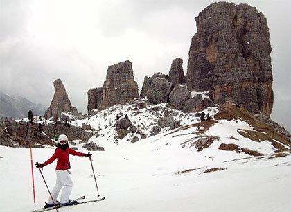 Marzo 2017 - Regreso a Dolomiti