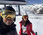 Mi primera vez... en Los Alpes