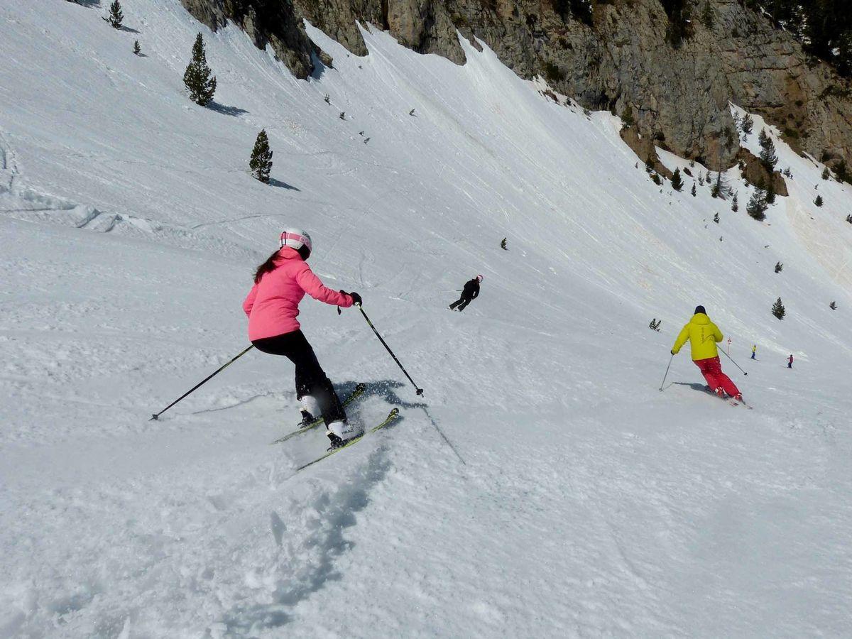 Masella esqui primavera