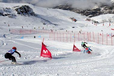La RFEDI dobla las licencias federativas gracias al Snowboardcross y Skicross