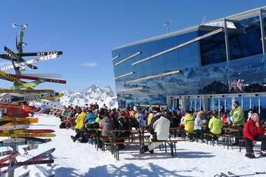 Austria adelanta el fin de la cuarentena en las estaciones de esquí que quedaban