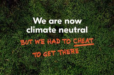 Haglöfs consigue la neutralidad climática con trampas para lograrlo