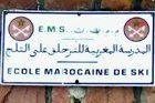 ONG donaciones llevadas ya a Marruecos