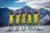 Equipo Oficial Canadá Alpine Team temporada 2017-2018