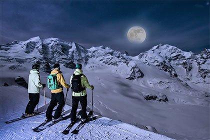 Pistas míticas - Glaciar Diavolezza (St. Moritz)