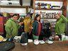 En los restaurantes de Nevados, como el Quincho Tata, siempre buen ambiente