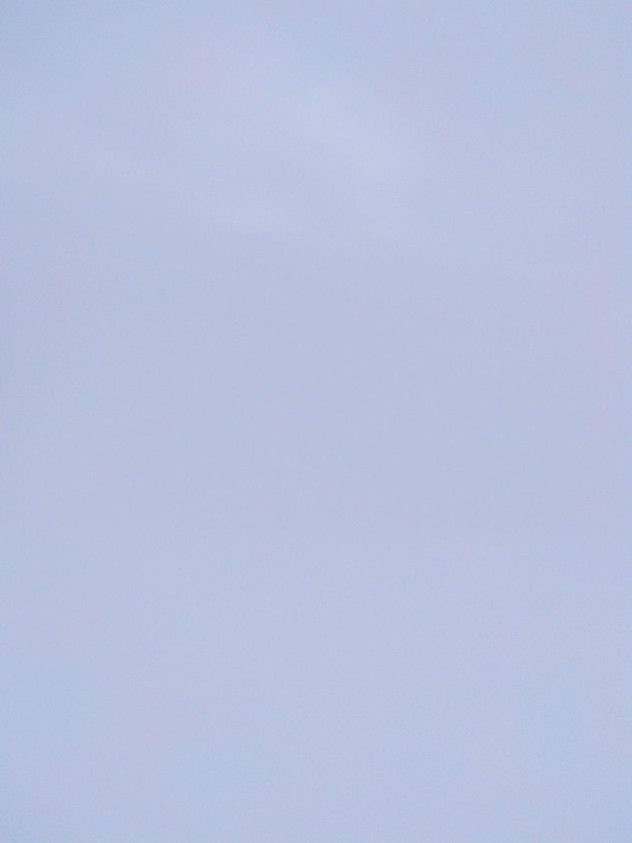 Esta foto es así realmente… visibilidad 0