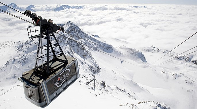 Foto de Alpe d´Huez