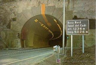 Túnel del cadí