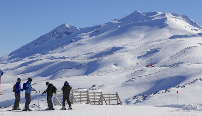Unos días en Nevados de Chillán