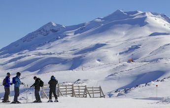 Nevados de Chillán anuncia apartura parcial de sus pistas
