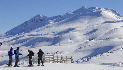 Nevados de Chillán, nevados como nunca