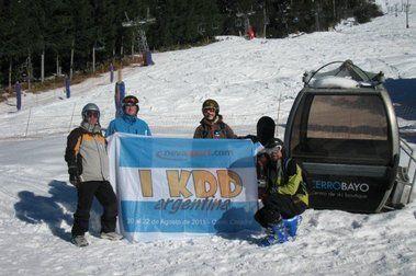 KDD argentina 2011 - Etapa Cerro Bayo