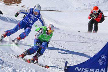 """Antillanca Recibe la Última Fecha de Ski Cross """"Nissan TNT Tour"""""""