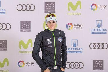 """Martí Vigo: """"Mi deseo es ser competitivo en los Mundiales FIS Sub23 de Lathi"""""""