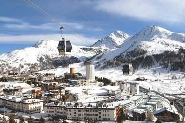 Sestriere será candidata a los Mundiales de esquí alpino de 2029