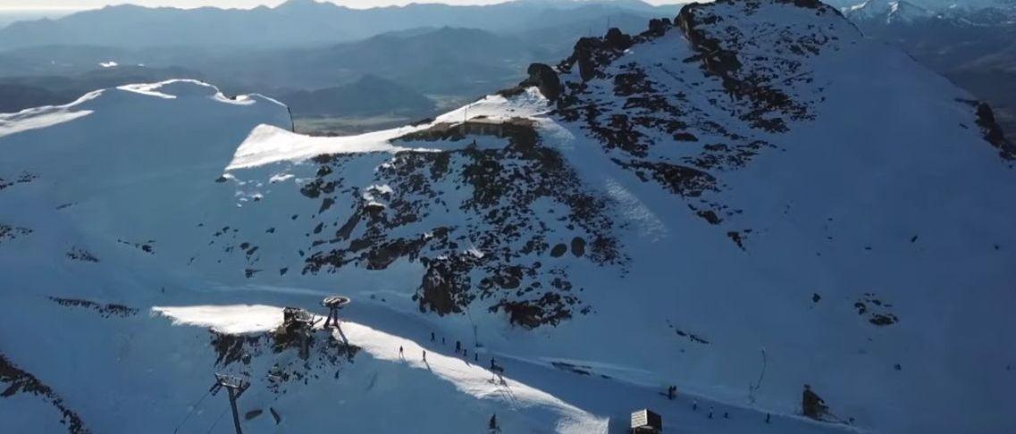 La estación de esquí de Alto Campoo ejemplo de regeneración ambiental