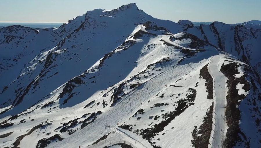 Imagen de las Pistas de esquí en Alto Campoo
