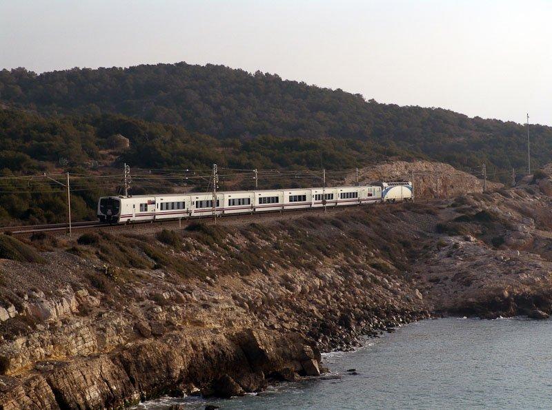 Trenhotel Elipsos Salvador Dalí